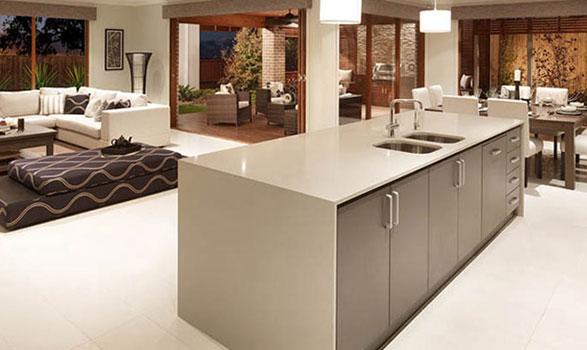 Custom kitchen countertop Mississauga