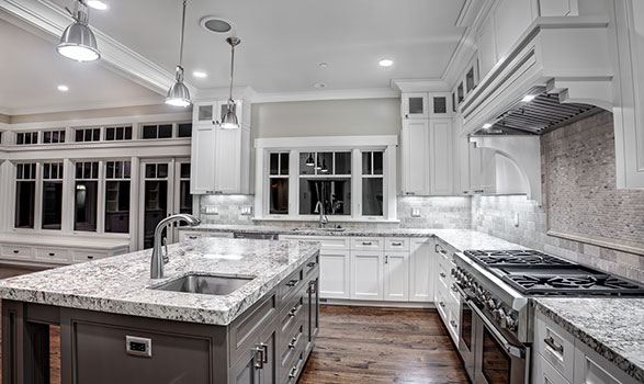 Custom kitchen cabinetry Mississauga