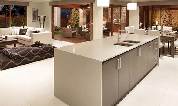 Custom kitchen countertop Mississauga